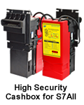 High Security Cashbox for S7AII